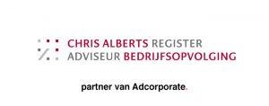 Register Adviseur Bedrijfsopvolging Chris Alberts