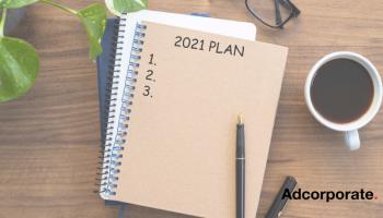 Vijf goede voornemens voor 2021